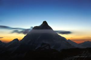 The Matterhorn awaits