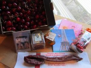 Cherry Festival Goodies