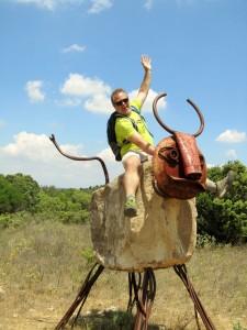 Riding the Bull
