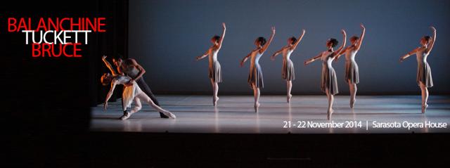 Sarasota Ballet Nov 21-22